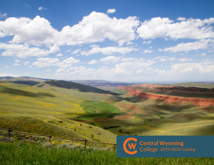 An image of Red Canyon in Lander, WY in the spring.