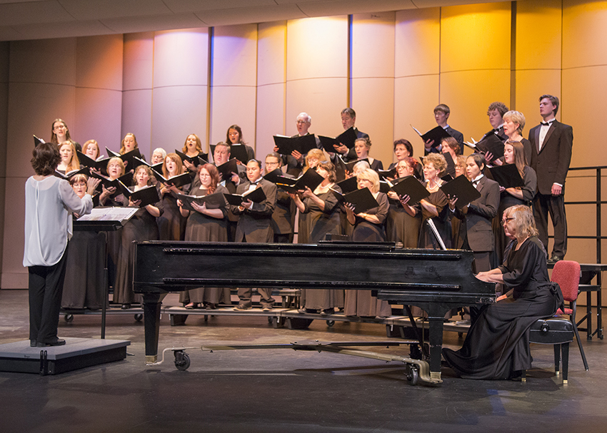 Spring music concert set for Tuesday