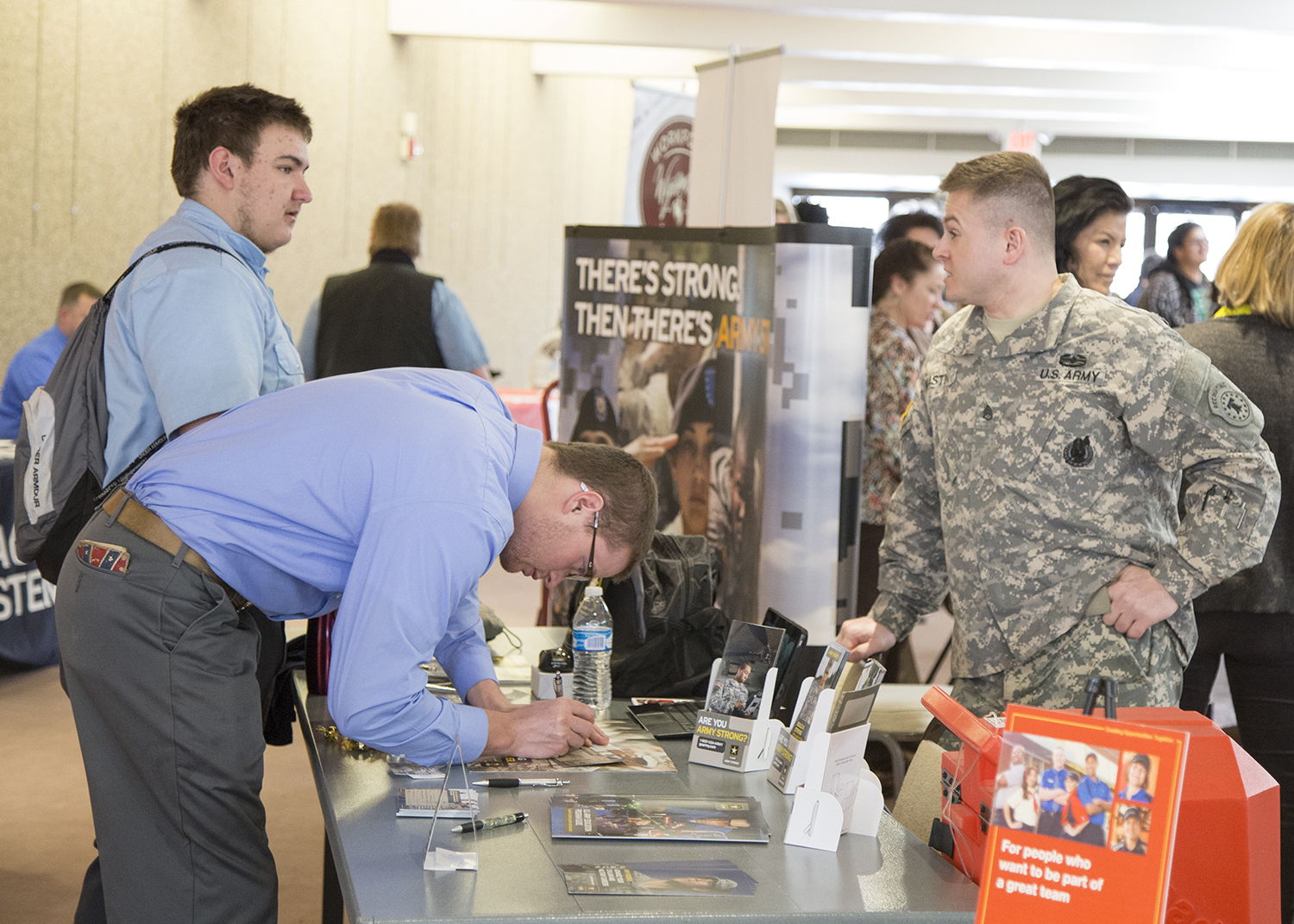 spring 2017 central wyoming college cwc hosts employment expo