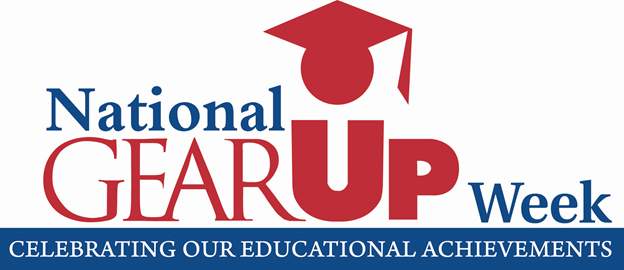 National Gear up week logo